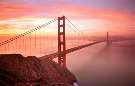 Golden Gate Bridge Supreme Iphone All Hp wallpaper bridge san francisco golden gate the sky bay clouds sunset images for desktop