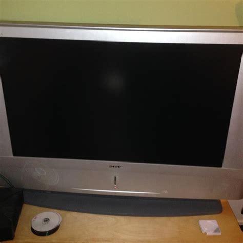 Projection L For Sony Tv by Sony 42 Quot Rear Projection Lcd Tv 720p Hd Oak Bay