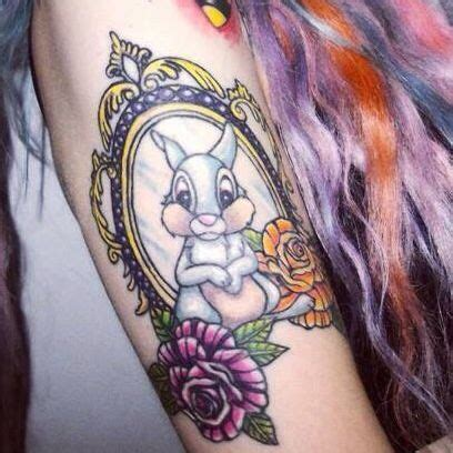 thumper tattoo thumper mirror sleeve inspiration board