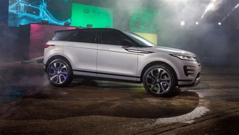 Land Rover Electric 2020 by New Evoque To Offer Electric Option In 2020 Next Green Car