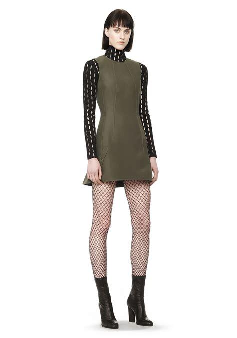Dress 101525580 Black Official wang peplum back dress dress official site