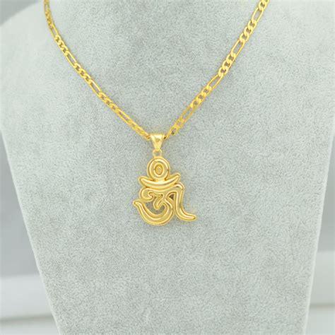 wholesale jewelry om necklace india om symbol mandala