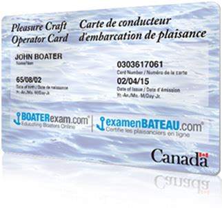 boat license canada get your canada boating license online boaterexam 174