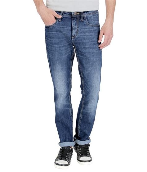comfortable jeans for men slub comfortable blue cotton faded jeans for men buy