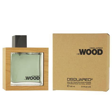 Parfum Wood dsquared2 he wood eau de toilette 100 ml he wood