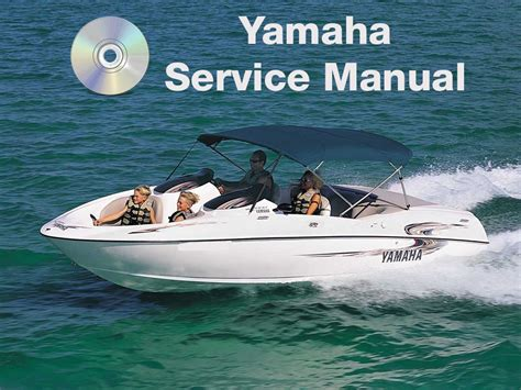 jet boat yamaha 1999 1999 yamaha exciter 135 and 270 jetboat service manual cd