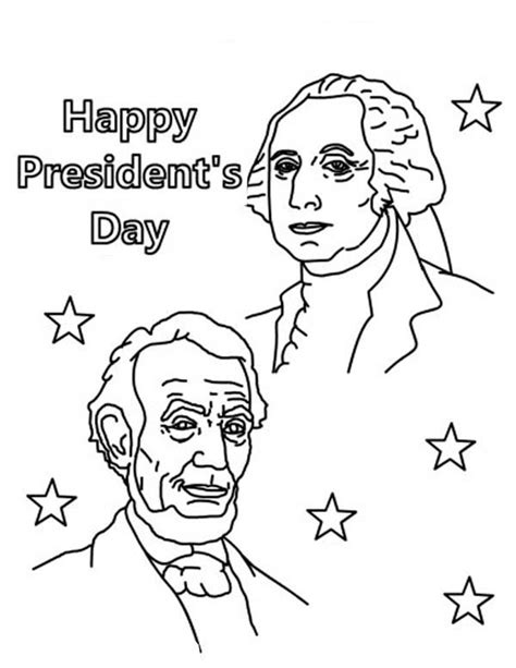 presidents day coloring pages preschool presidents day coloring pages best coloring pages for kids