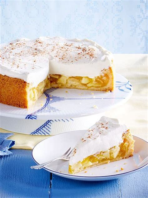 puddingfüllung kuchen apfel schmand torte recipe torte