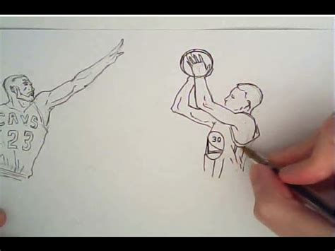 Curry 4 Sketches by Stephen Curry Shooting Drawing Www Imgkid The