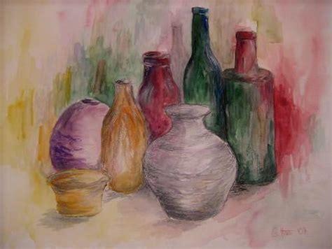 le aus flaschen quot stillleben vasen und flaschen quot sabina haas stilleben