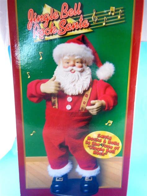 jingle bell rock dancing santa 15 5 quot uses and 10 similar