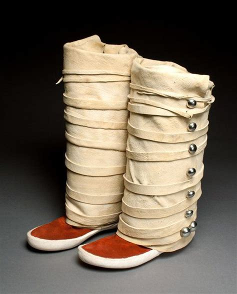 navajo slippers navajo reds with moccasins made by will