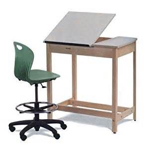 Drafting Table Size Wood Drafting Table Size 30 Quot H X 36 Quot W