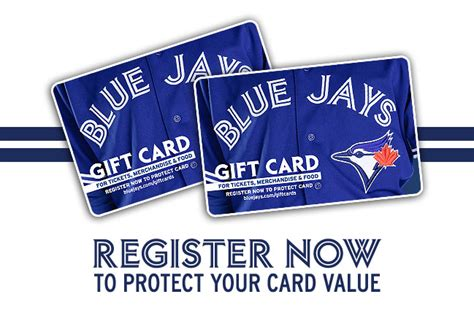 gift card centre toronto blue jays