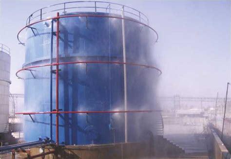 Water Curtain System Principle Functionalities Net