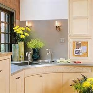 corner kitchen sink how to decorate a corner kitchen sink 5 ideas for amazing