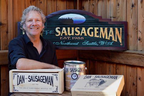 door to door business sales dan the sausageman from door to door sales to state s