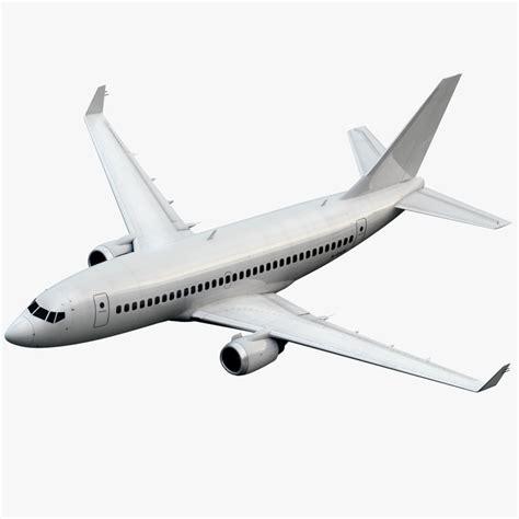 commercial model planes 3d plane airplane generic model