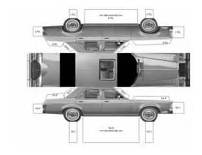 paper cars template paper car new calendar template site