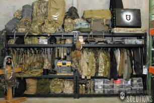 tactical equipment inside the its gear closet backcountry essentials its
