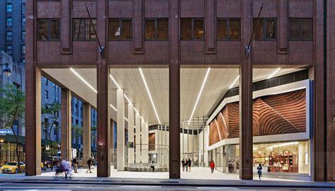 som  lexington avenue public spaces renovation