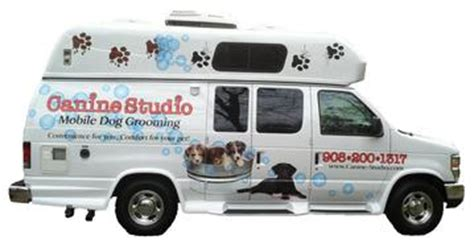 mobile grooming near me canine studio mobile grooming pet groomers grooming near me