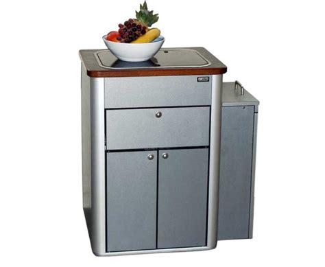 kochnische kaufen multivan pantry k 252 che fertigteil mit sp 252 le glasabdeckung