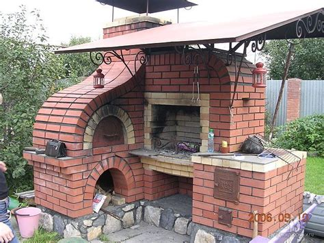 How To Build Outdoor Fireplace With Pizza Oven - las 25 mejores ideas sobre hornos de ladrillo en pinterest y m 225 s horno de ladrillo exterior