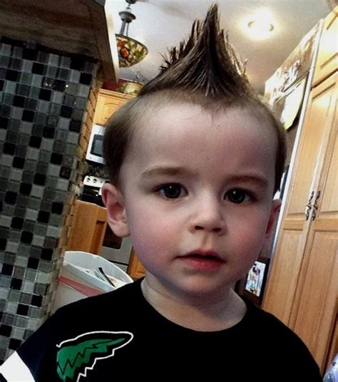 hairstyles meaning for boys 20 awesome and edgy mohawks for kids