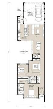 Floor Plans For Narrow Lots Narrow Lot Homes Plans Perth Wa Narrow Lot Homes Perth