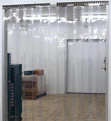 plastic strip curtains uk pvc strip curtains coldroomspares co uk