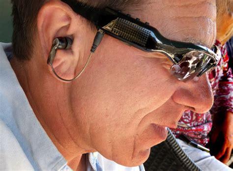 field test   spy camera sunglasses   built