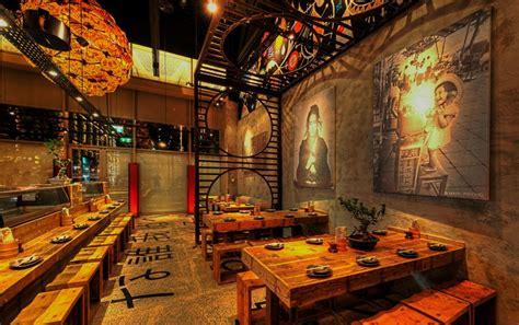 Kitchen Design Companies by Mojo Design Completes Atisuto Japanese Restaurant