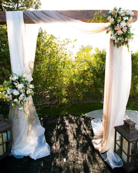 25 best images about Wedding Arbors on Pinterest!   Rustic