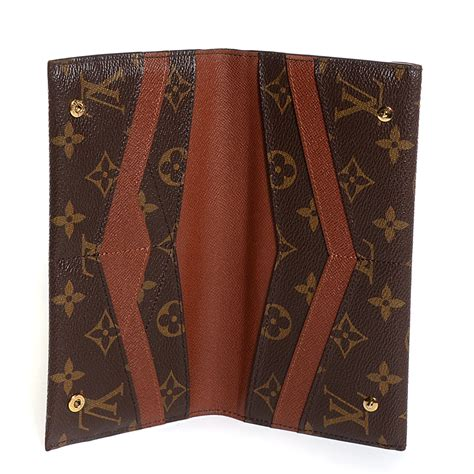 Origami Wallet - louis vuitton monogram origami wallet 102383