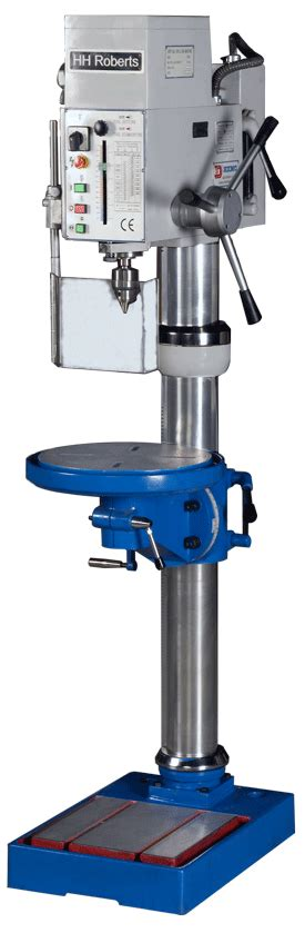 Shanghai Z5025 Geared Head Floor Type Drill Press With 1