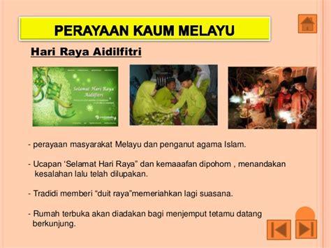 2 Di Malaysia perayaan di malaysia