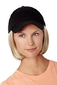 short hair styles with ball caps amazon com henry margu hair accents short hair with