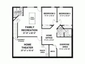 ranch style floor plans 1500 sq ft 1500 sq ft ranch house