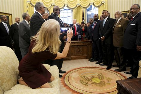 kelly couch analysis conway picture is small error in trump s swing