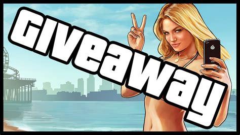 Gta 5 Giveaway - gta 5 giveaway youtube