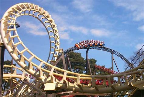theme park resorts uk exotic rides