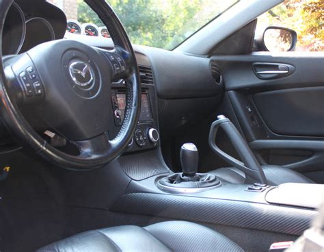 Custom Carbon Fiber Interior by Carbon Fiber Interior Custom Pod Rx8club