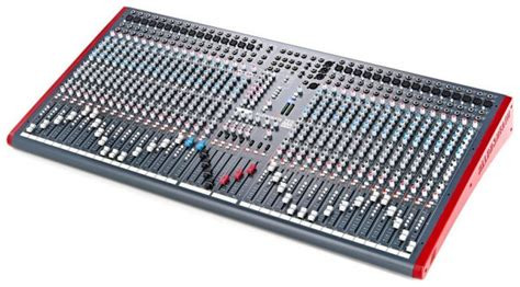 Mixer Allen Heath Gl2400 32 Ch consola digital allen heath zed436 de 32 canales venta