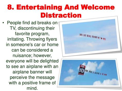 Reasons Why Tv Is A Nuisance by Ppt 9 Reasons To Choose Aerial Advertising Powerpoint