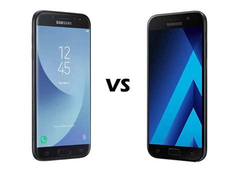 Samsung A5 Vs J5 samsung galaxy a5 2017 vs galaxy j5 2017 vergelijking