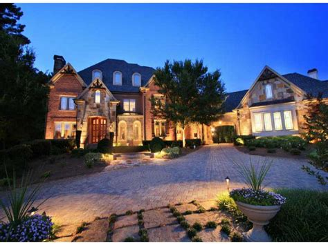 Atlanta Luxury Homes Gated Communities Fulton Atlanta Most Expensive Homes Sold In 2012 Atlanta Real Estate The Cueny Team
