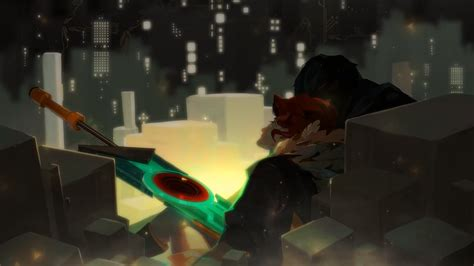 the ending of transistor by prototype lq on deviantart