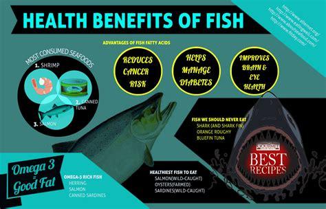 Health Benefits Of Fish august 2013 gourmetrecipe infographics