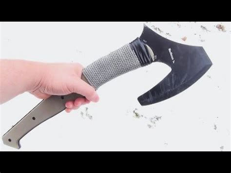 how to make a tactical tomahawk boker plus tomahook tactical tomahawk review